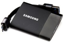 Ổ cứng cắm ngoài Samsung SSD Portable T1 500GB