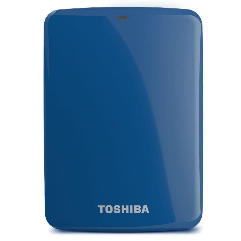 Ổ cứng cắm ngoài Toshiba Canvio Connect - 2TB, USB 3.0, 2.5 inch