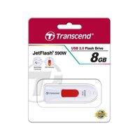 Ổ CỨNG DI ĐỘNG 8GB JETFLASH 590 -BLACK TRANSCEND