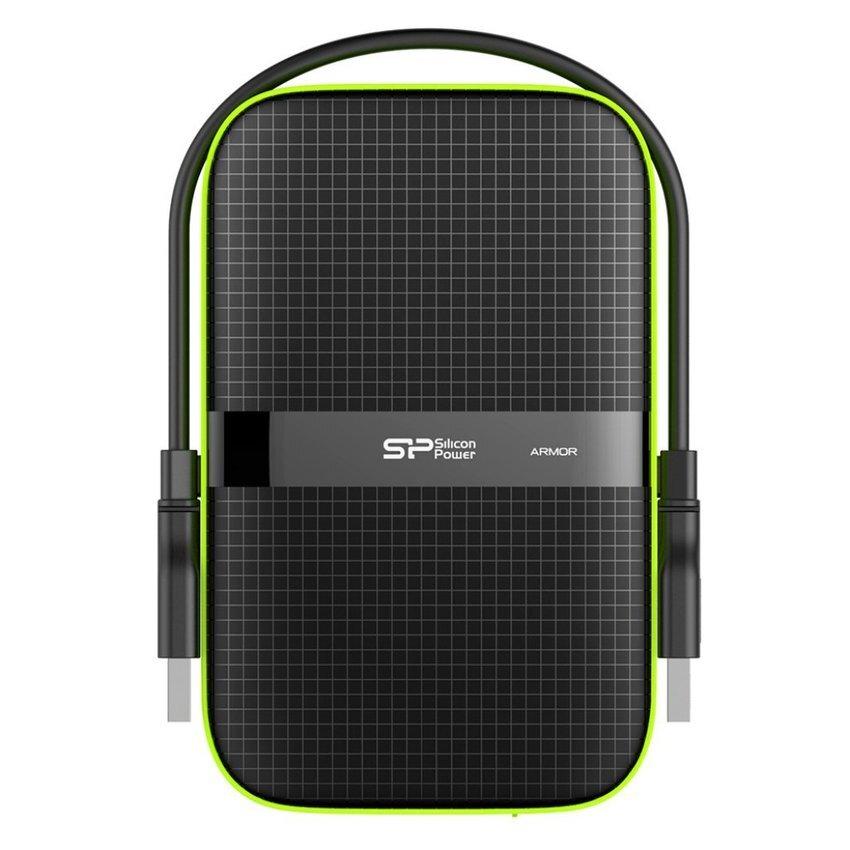 Ổ cứng di động Silicon Power Amor A60 500GB - USB 3.0
