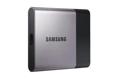 Ổ cứng di động SSD Portable 250GB Samsung T3