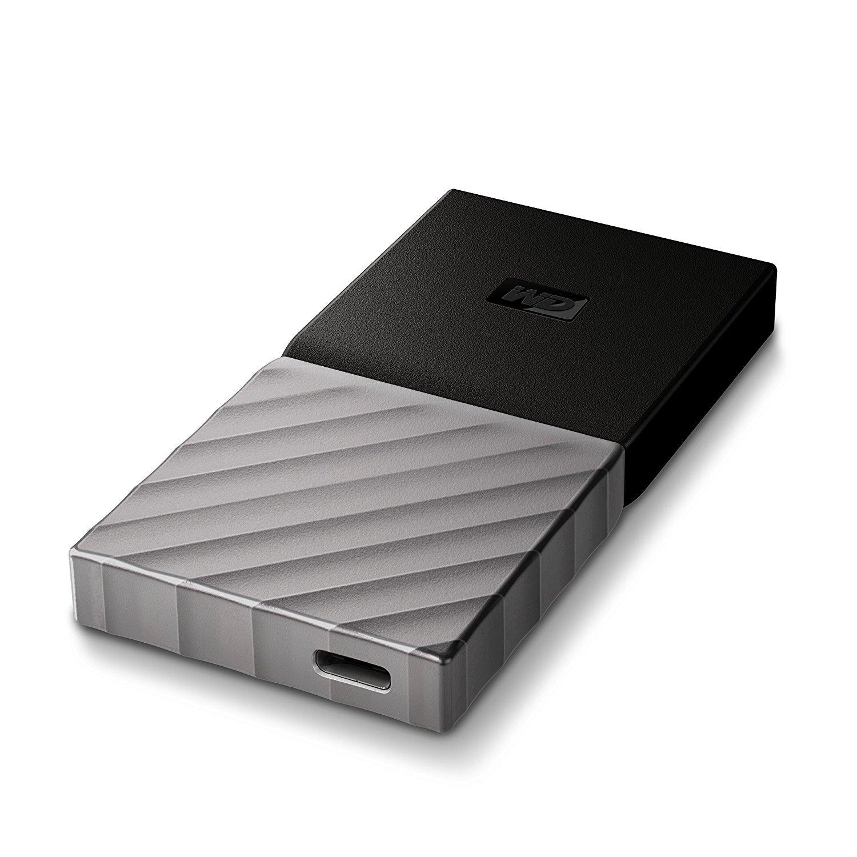 Ổ cứng di động WD My Passport SSD 256GB WDBK3E2560PSL