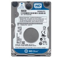"Ổ cứng HDD 2.5"" Notebook WD Blue WD5000LPCX 500GB"