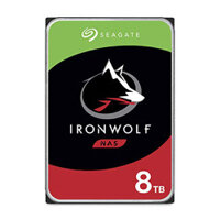 """Ổ Cứng HDD 3.5"""" Seagate IronWolf 8TB NAS SATA 7200RPM 256MB Cache (ST8000VN004)"""