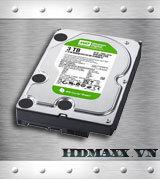 Ổ cứng HDD 3TB Western