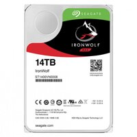 Ổ cứng HDD NAS Seagate IronWolf ST14000VN0008 14TB