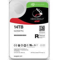 "Ổ cứng HDD Seagate Ironwolf Pro 14TB 3.5"" SATA 3 ST14000NE0008"