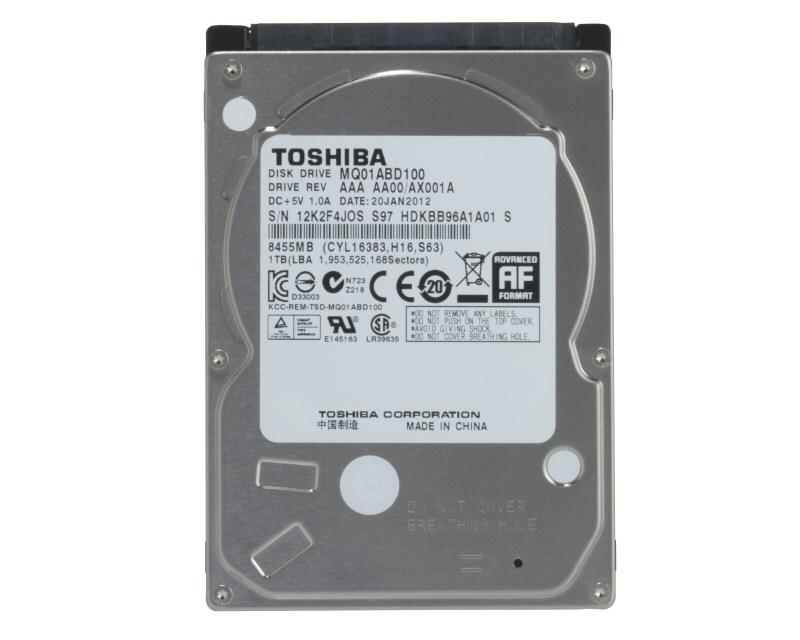Nơi bán Ổ cứng HDD Toshiba 1Tb MQ01ABD100 giá rẻ nhất tháng 12/2018 |  websosanh.vn