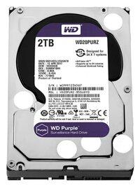Ổ cứng HDD Western 2Tb WD20PURZ
