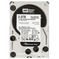 Ổ cứng HDD Western WD Caviar black 2TB/ 7200Rpm/ Cache 64M/ Sata 3