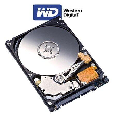"""Ổ cứng laptop Western Digital 750GB @7200rpm SATA 2.5"""" HDD"""
