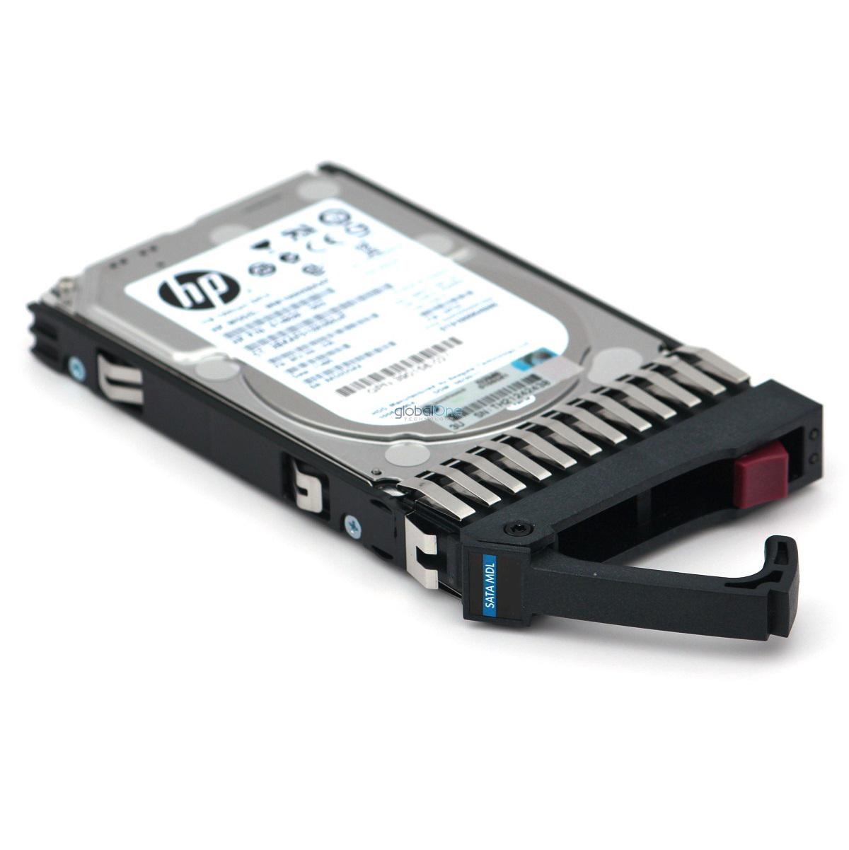 713966-001 HP 653953-001 500GB 6G SAS 7.2K 2.5IN SC MDL HD 652745-B21