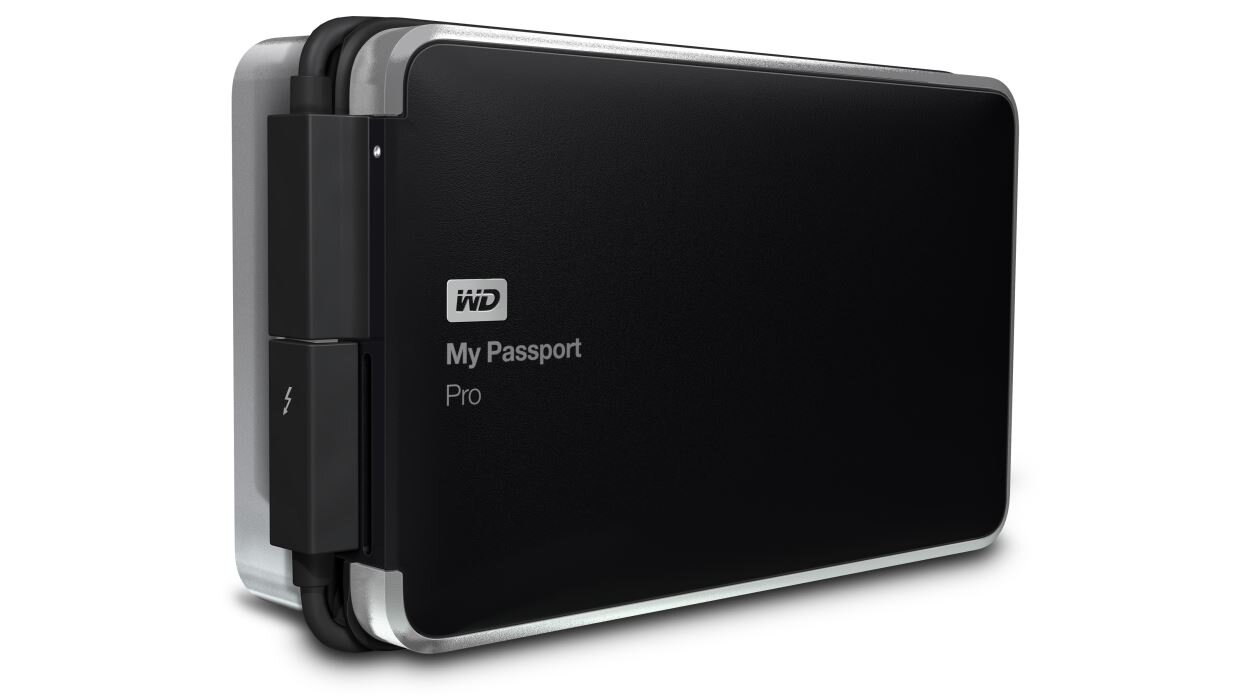 Ổ cứng My Passport Pro 2TB