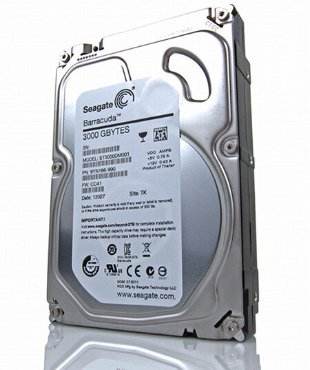 Ổ Cứng Seagate 3TB ST3000DM001