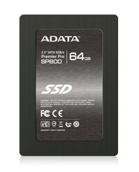 Ổ Cứng SSD ADATA SP600 64GB