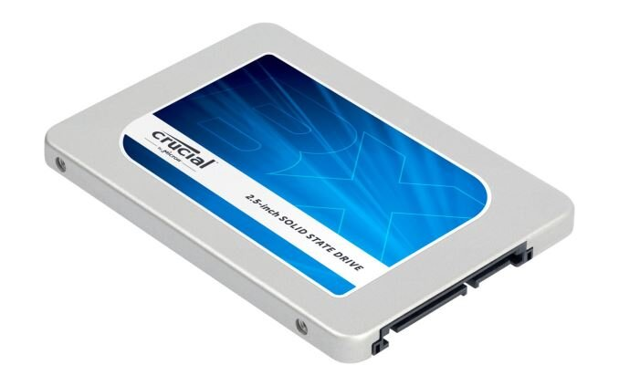 Ổ cứng SSD Crucial BX200 480GB