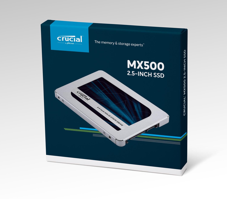 Ổ cứng SSD Crucial MX500 500GB CT500MX500SSD1