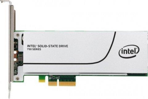 Ổ cứng ssd Intel 750 Series 800GB PCIe NVMe 3.0 x4 MLC