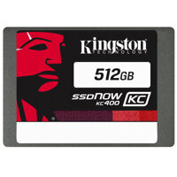 Ổ cứng SSD Kingston KC400 512GB SKC400S37/512G