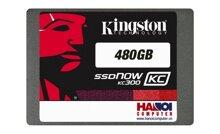 """Ổ cứng SSD Kingston SSDNow KC300 480GB/ Sata 3/ 2.5"""" (Đọc 525MB/s, Ghi 500MB/s) - SKC300S37A/480G"""