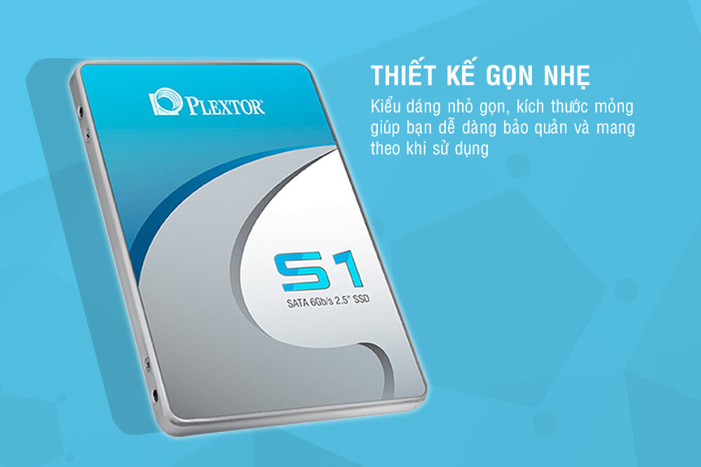 Ổ cứng SSD Plextor PX-256S1C 256GB