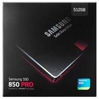 Ổ cứng SSD SamSung 850PRO (MZ-7KE512BW) - 512GB
