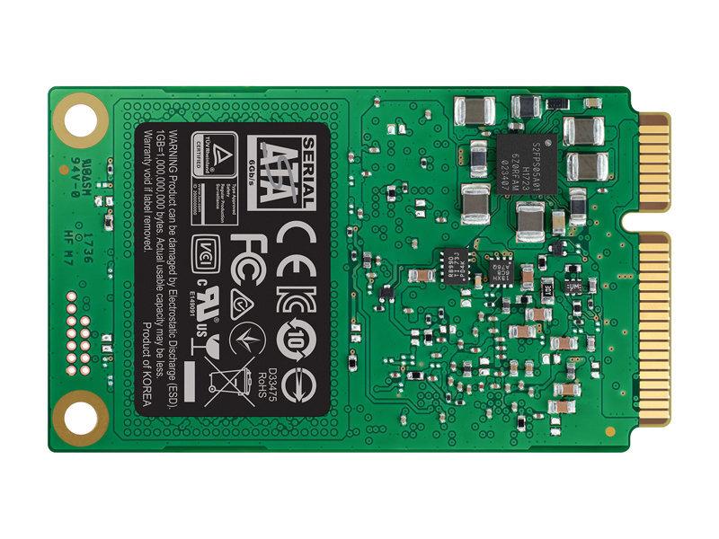 Ổ Cứng SSD Samsung 860 EVO 500gb mSATA MZ-M6E500BW