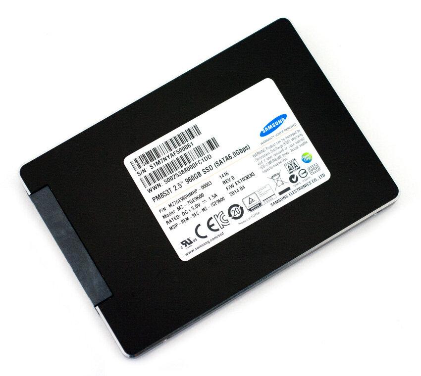 Ổ cứng SSD Samsung Enterprise PM853T (MZ7GE480HMHP) - 480GB