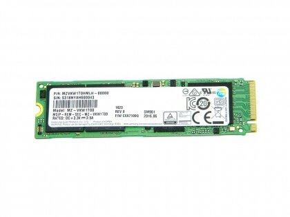 Ổ cứng SSD Samsung M2 PCIE NVME PM961 - 128gb (MZVLW128HEHP)