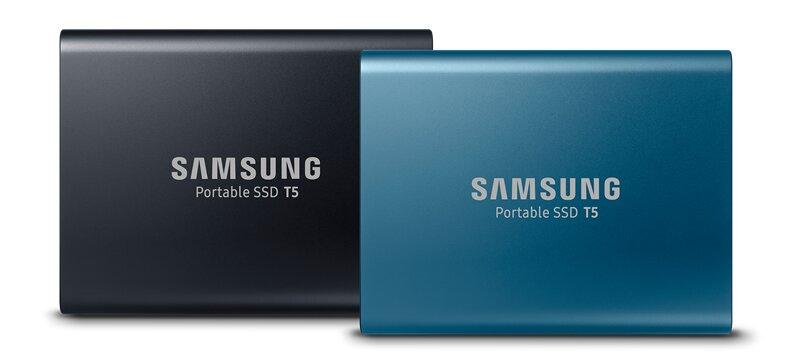 Ổ cứng SSD Samsung T5 250GB MU-PA250B/WW