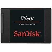 Ổ Cứng SSD SanDisk Ultra II 480GB