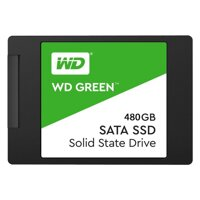 Ổ cứng SSD WD Green WDS480G2G0A - 480GB