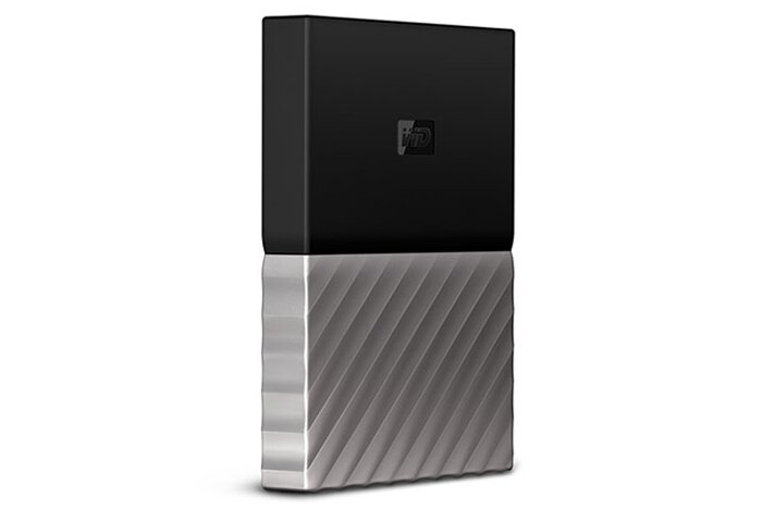 Ổ cứng WD My Passport Ultra Black-Gray WDBTLG0010BGY - 1TB