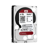 Ổ cứng Western Digital Red - 6TB, 64MB Cache