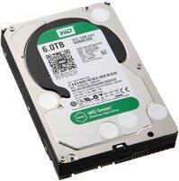 Ổ cứng Western Digital WD60EZRX GREEN 6Tb SATA3