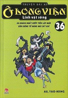 Ô Long Viện Linh Vật Sống - Tập 36