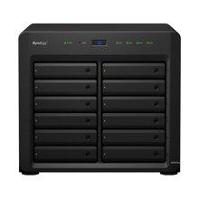 Ổ lưu trữ mạng Synology DS3615XS (chưa có ổ cứng)