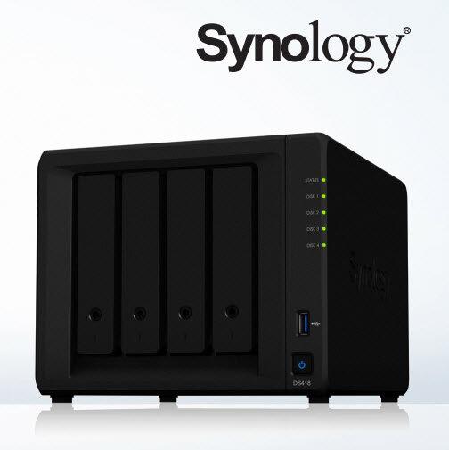 Ổ lưu trữ mạng Synology DS418