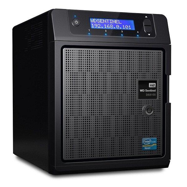 Ổ lưu trữ mạng Western Digital Sentinel DX4000 16TB
