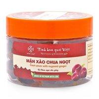 Ô mai mận xào chua ngọt Hồng Lam - hộp 200g