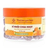 Ô mai xí muội chua ngọt Hồng Lam - hộp 200g