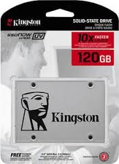 Ổ SSD Kingston UV400S37 120Gb SATA3 (đọc: 550MB/s /ghi: 350MB/s)
