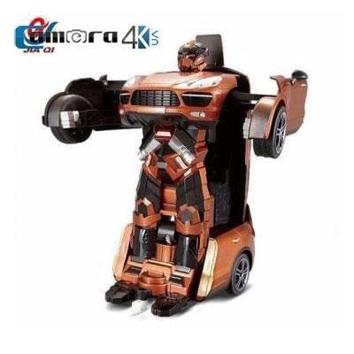 Ô tô biến hình Robot điều khiển từ xa Jiaqi TT664