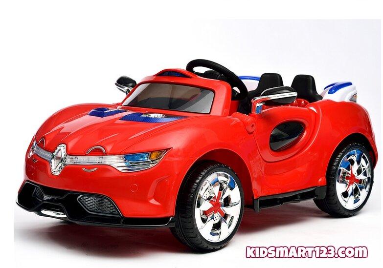 Ô tô điện trẻ em 2 chỗ ngồi Ferari HZB1588