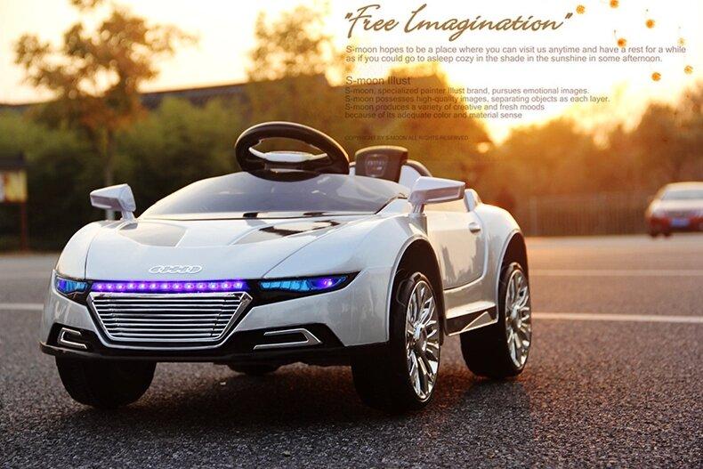 Ô tô điện trẻ em Audi A228