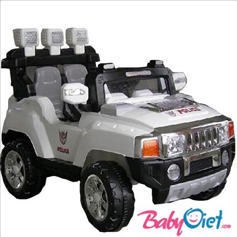 Ô Tô điện trẻ em BaBy QC6688Q