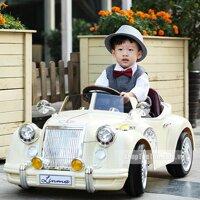 Ô tô điện trẻ em mẫu xe Rolls-Royce DMD-138 (2 động cơ)