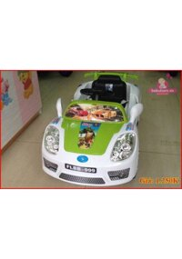 Ô tô điện trẻ em Porsche 999