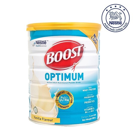Sữa Nestle Boost Optimum 400g