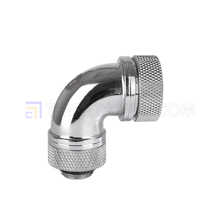 Ống nối Pacific G1/4 PETG Tube 90-Degree Compression 16mm OD – Chrome ...